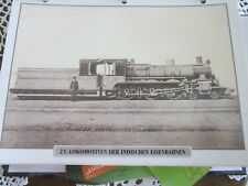 Die Eisenbahn 11 Indien 2-C Lokomotiven der Indischen Eisenbahnen