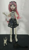 Monster High Rochelle Goyle Daughter of Gargoyle Doll With Accessories