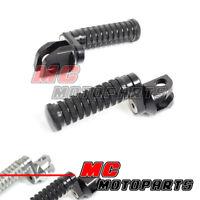 CNC Adjustable Riser Foot Pegs For Kawasaki Ninja 250R 2008 2009 2010 2011 2012