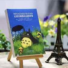 LOT 30 pcs Hayao Miyazaki Manga Postcard Japan Cateroon Fairytales Bulk Sets