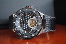 Phantoms Chaotic Shield Mechanical Flying Tourbillon Watch Limited Edition 100