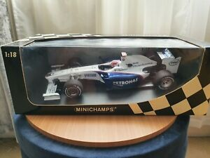 Minichamps 1 18 Kubica Bmw Sauber 2009