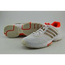 adidas Flat (0 to 1/2 in.) Leather Athletic Shoes for Women