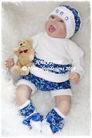 Honeydropdesigns * HARRISON * PAPER KNITTING PATTERN * Reborn/Baby 0-6 Months