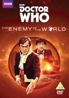 Nuevo Doctor Who - The Enemy Of The World DVD