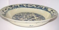 Extra Large Chinese Ming Blue and White Bowl