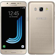 """Nuevo Sellado Samsung Galaxy J5 (2016) J510 de doble SIM 4G LTE 16GB Desbloqueado oro 5.2"""""""