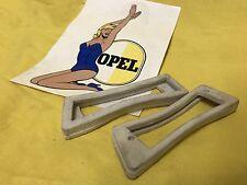 NEU Satz Blinker Dichtungen passend für Opel Kadett B Blinkerdichtung Dichtung
