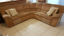 Five seater quality Italsofa with 2 reclining seats