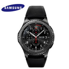 Samsung SM-R765 Gear S3 Frontier LTE Smart Watch WiFi Tizen 1GHz Dual-Core