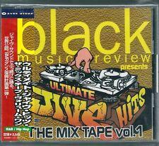 va Black Music Review Presents Ultimate Jive Hits The Mix Tape Vol1 Japan CD obi