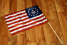 """Assassin's Creed 3 III EXTREMELY RARE PROMO Flag """"Not Collectors Edition Flag"""""""