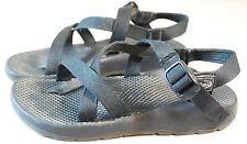 CHACO WOMEN'S SPORT SANDALS - SIZE US 8 - SOLID BLACK