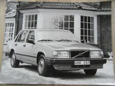 Foto Fotografie photo photograph VOLVO 740 GL Nr. 2 1986  SR1117