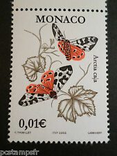 MONACO, 2002, timbre 2323, Papillon Arctia Caja, neuf**