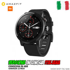Xiaomi Huami AMAZFIT STRATOS SPORTS / Pace 2 - LINGUA IN ITALIANO