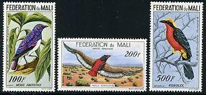 MALI BIRD AIRMAIL SET SCOTT#C2/4 MINT HINGED SCOTT VALUE