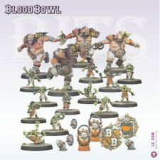 BITS BLOOD BOWL OGRE TEAM THE FIRE MOUNTAIN GUT BUSTERS BITZ