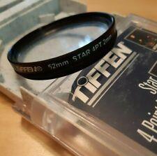 Tiffen Star 4 point/2mm filter 52mm (52STR42)