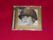 U2 THE BEST OF 1980-1990 + B-SIDES BOX 2 CD