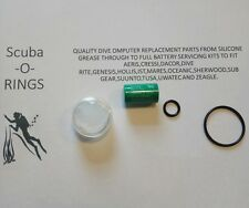 Full BATTERY KIT FOR SUUNTO émetteur, DX d9 d9tx d6i d4i. Dive ordinateur. UK...