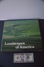 Landscapes of America Photo Book by Bill Harris Hardcover First Edition 1983 LN