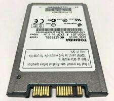 Toshiba MK1235GSL 120GB 1.8 Inch uSATA mSATA SATA HDD 4200 RPM Hard Drive