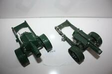 2 OLD BRITIANS CANONS FOR REPAIR OR PARTS NOT WORKING MISSING BITES M064