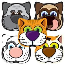 """20 Animals Shaped Stickers, Approx. 2"""" Each"""
