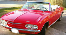 1965-69 Chevrolet Corvair Convertible Top