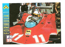 Jody Scheckter | 1979 Ferrari | Formula 1 Racing | F1 Card