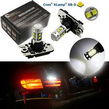 2 CREE PH16W PW16W 50W LED Bulbs For BMW LCI E92 E93 Audi A7 S7 RS7 Backup Light
