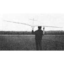 Bauplan Condor Modellbau Modellbauplan Segelflugzeug