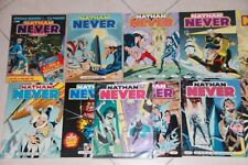 Lotto Nathan Never (1/20), Speciale 1 +Albetto, Numero 0 (All. N. 7) + All. N.19