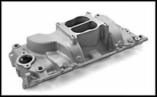 BBC Chevy Oval Port Satin Intake Manifold  PCE 147.1031