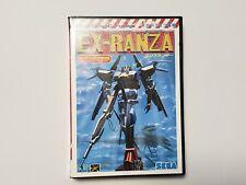 Sega Mega Drive Ex-Ranza boxed Japan MD game US Seller