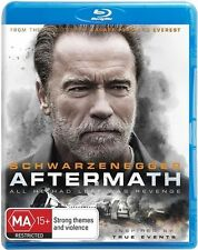 Aftermath (Blu-ray, 2017) NEW