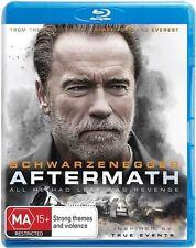 Aftermath - Escape Plan NEW B Region Blu Ray