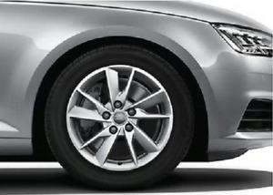 ORIGINAL Audi Winterkomplettradsatz Alu Audi A4 8W0073536  8Z8 8W0073636  8Z8