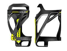 Portabidon Porta Bidon RACEONE KELA Lateral Negro Amarillo Bicicleta 6331nam