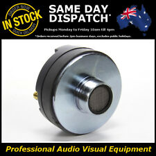 Round 34mm 30WRMS 8 Ohms Titanium Compression Tweeter Replacement Speaker Driver