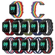 Correa de reloj de nailon nylon deportiva Oppo Watch 46 y 41 mm pulsera