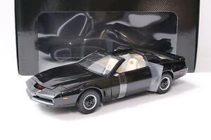 1:18 Hot Wheels Pontiac Trans AM Knight Rider KITT black