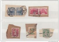 Japenese Collection Early on Paper with Postmarks ZZ115
