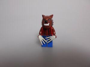Lego® Monster Fighters Minifigur Werewolf aus Set 9463