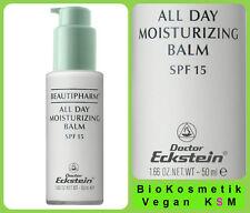 All Day Moisturizing Balm 50 ml SPF 15 von DR.ECKSTEIN BIOKOSMETIK Beautipharm®