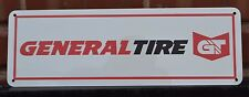 GENERAL TIRE SIGN GRABBER GMAX GT ADVERTISING LOGO SHOP MECHANIC