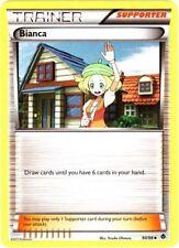 4x Bianca (90/98) -Trainer-Emerging Powers- NM - Pokemon