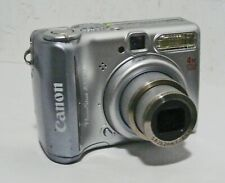 Canon PowerShot A540 6MP