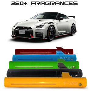 Car Freshener Vent Clip with 10ml Refill, 5 Colours for Nissan GTR NISMO